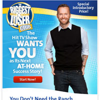 Biggest Loser Club Email