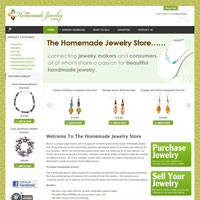 The Homemade Jewelry Store